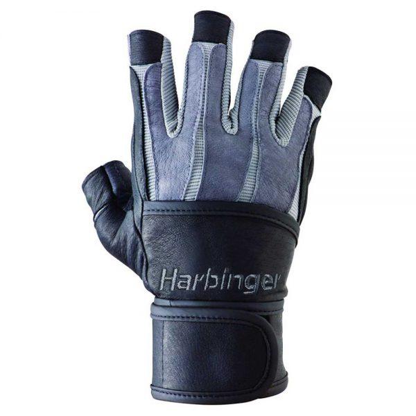Harbinger Bioform Wristwrap Grey