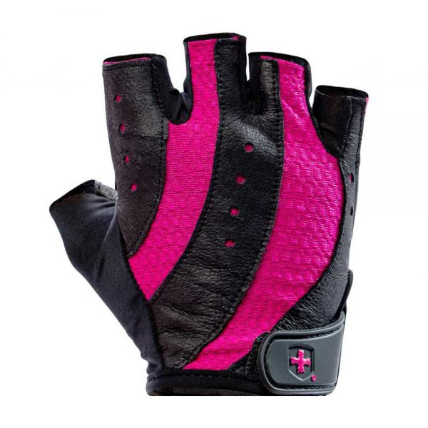Harbinger Womens Pro Gloves black/pink