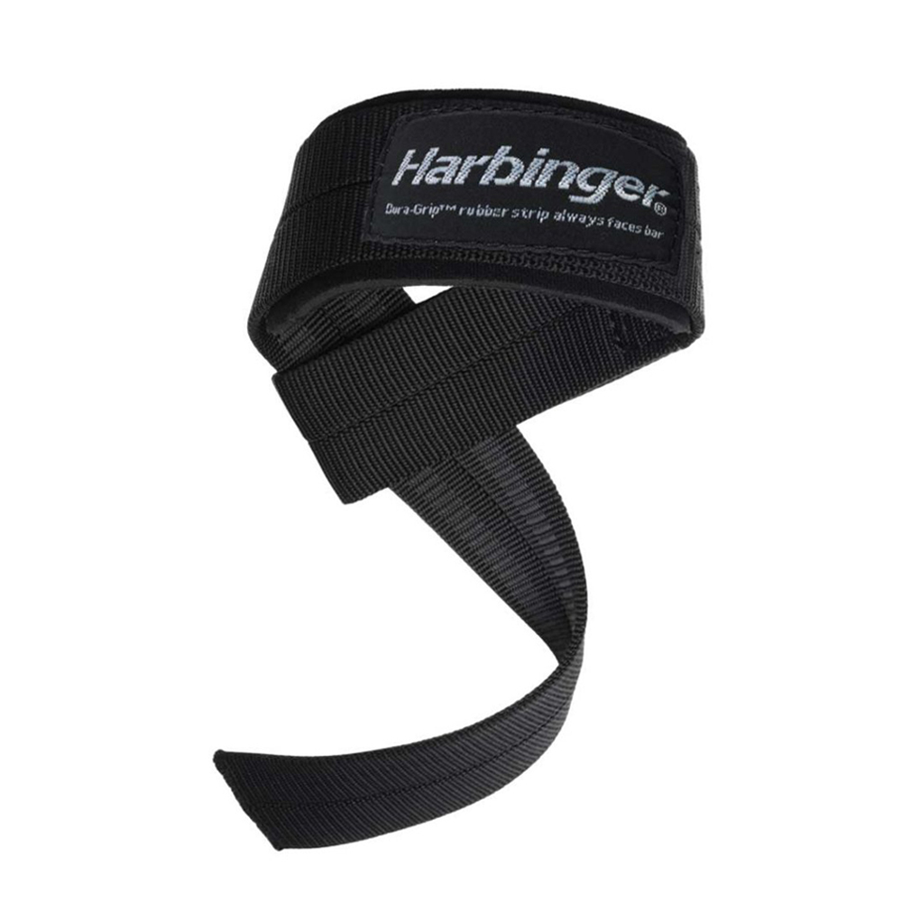 Harbinger Big Grip Pad Lift Straps