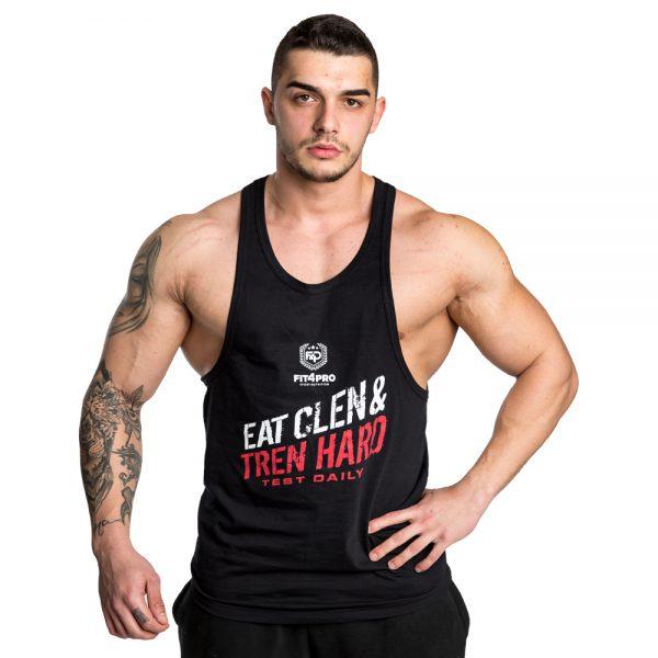 Maieu Eat Clen&Tren Hard negru