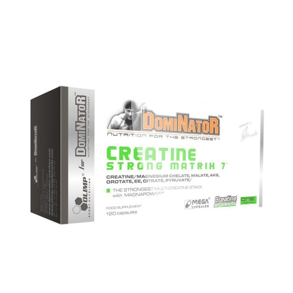 CREATINE STRONG MATRIX 7