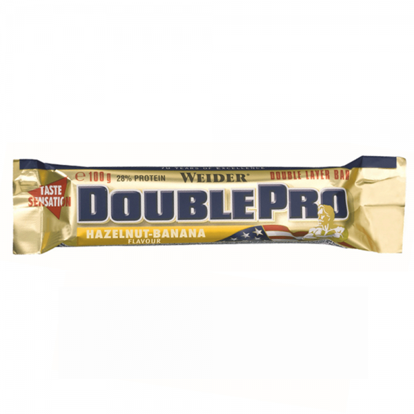 Double Pro Bar 100g