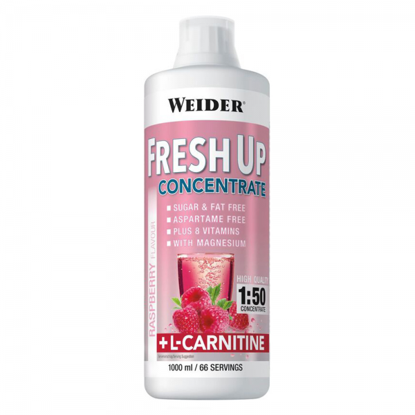 Fresh Up Concentrate + L-Carnitine