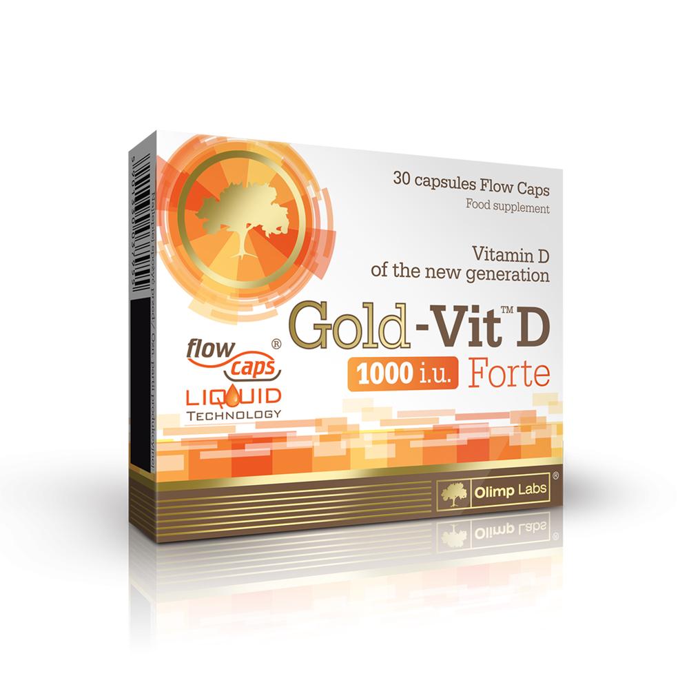 GOLD VIT D 2000