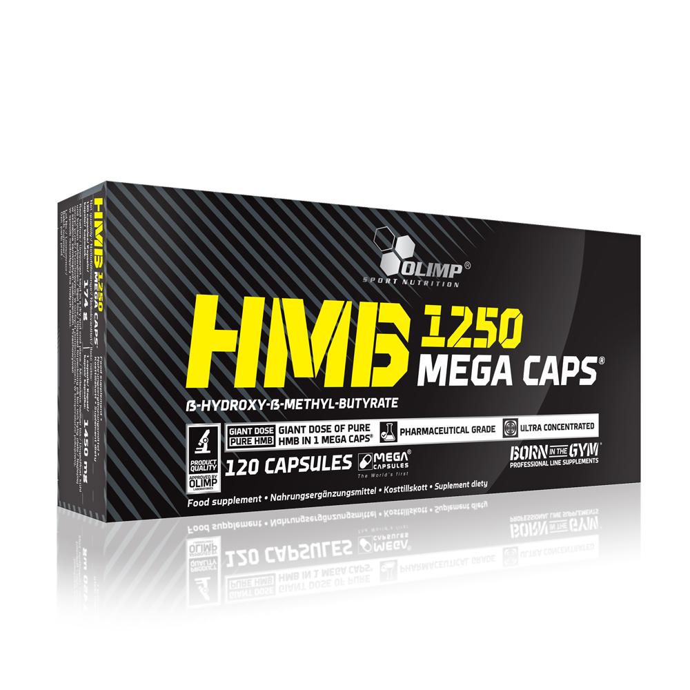 HMB MEGA CAPS 120
