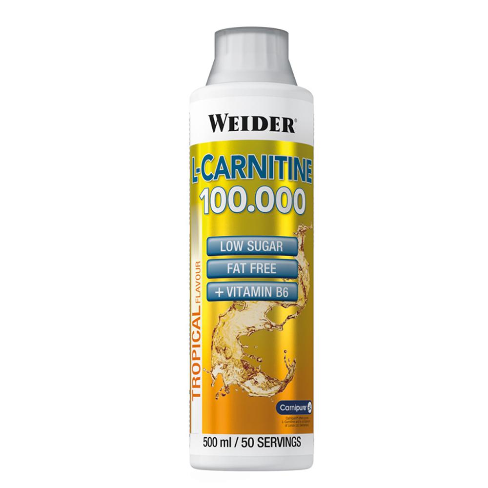 L-Carnitine 100.000 500