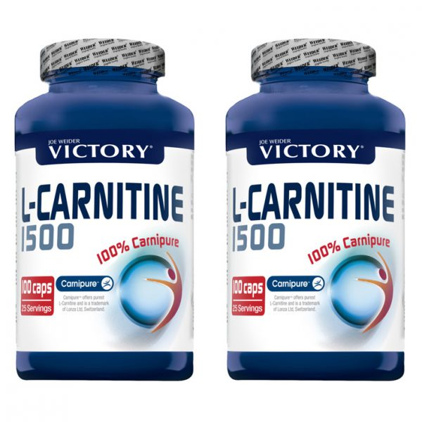 L-Carnitine Pack Duo