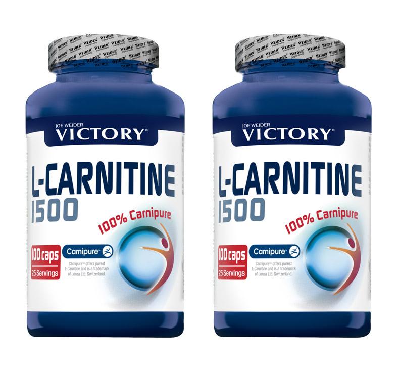 L-Carnitine Pack Duo