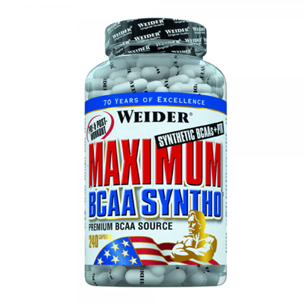 Maximum BCAA Syntho + PTK 240 capsule