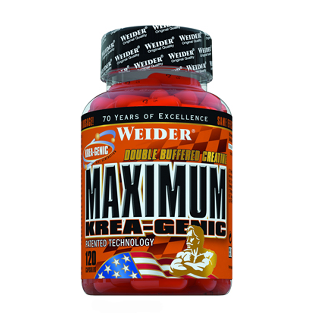 Maximum Krea-Genic 120 capsule