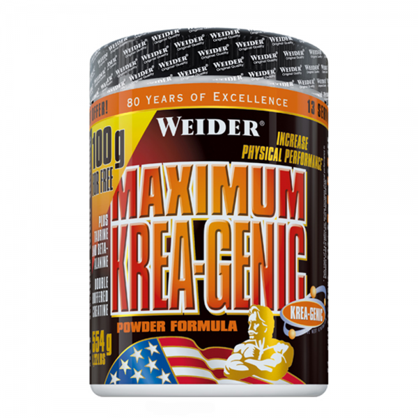 Maximum Krea Genic Powder