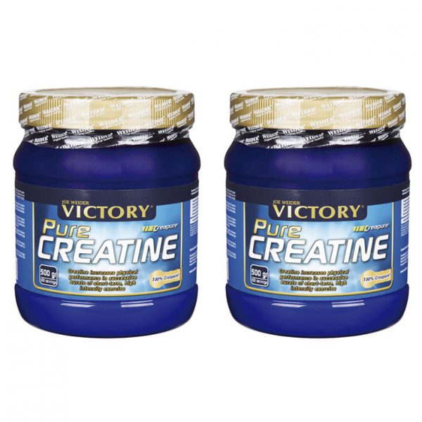 Pure Creatine Pack Duo