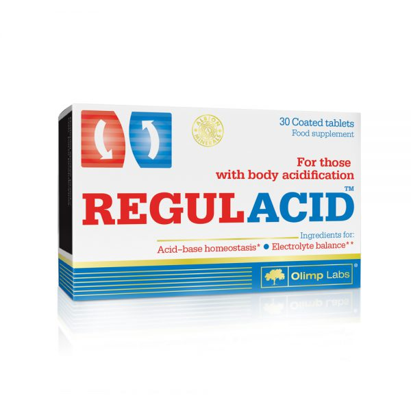 Regulacid 30 tablete