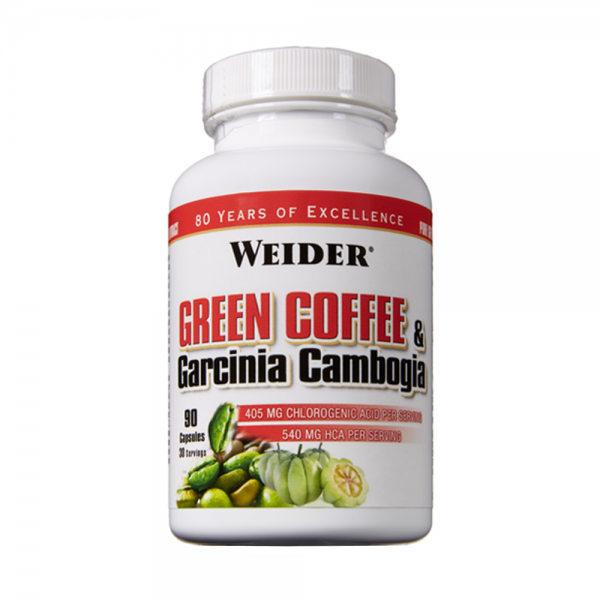 Green Coffee + Garcinia Cambogia