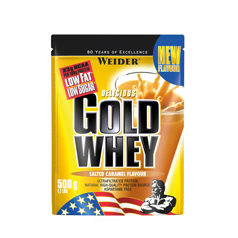 Gold Whey 500g