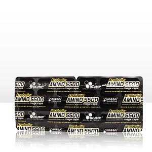 ANABOLIC AMINO 5500 MEGA CAPS 30 capsule