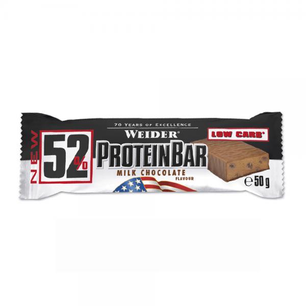 52% Protein Bar