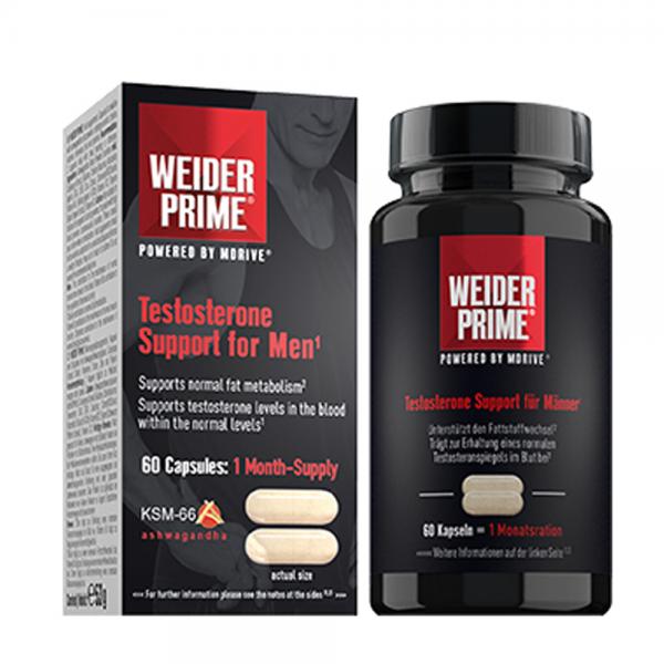 Weider Prime Testosterone
