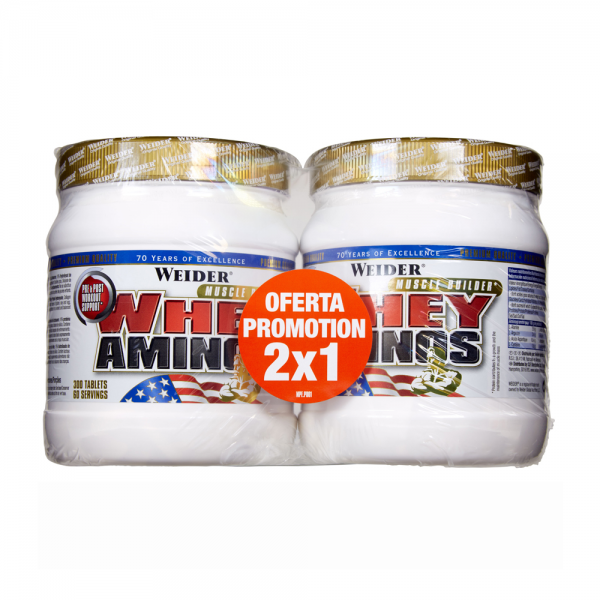 Whey Aminos Pack Duo