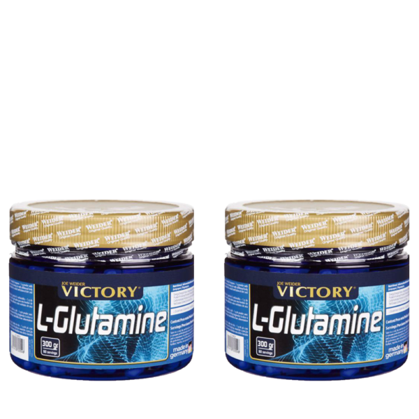 L-Glutamine Pack Duo