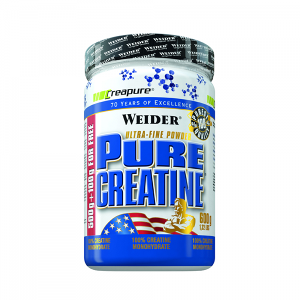 Pure Creatine Powder 600g