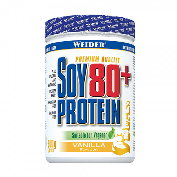 Soy 80+ Protein