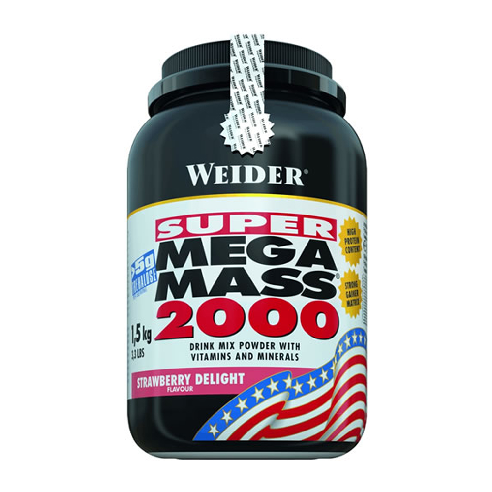 Super Mega Mass 2000 1.5 kg