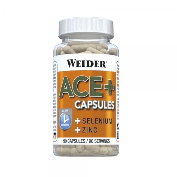 vitamine a,c,e, capsule cu zinc si seleniu weider.ro