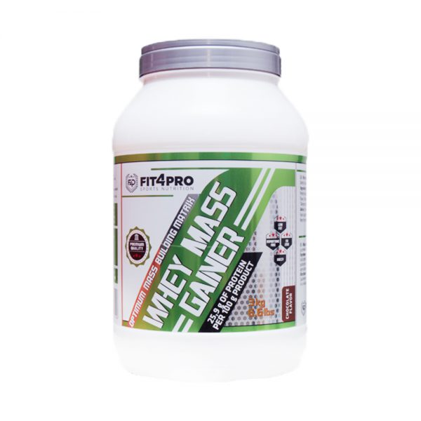 FIT4PRO Whey Mass Gainer