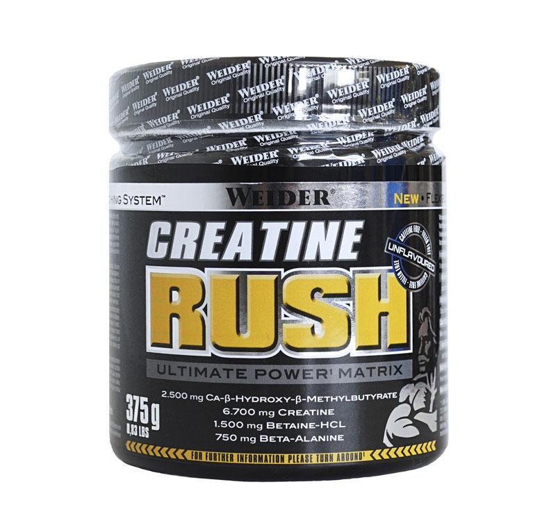 Weider Creatine Rush 375g