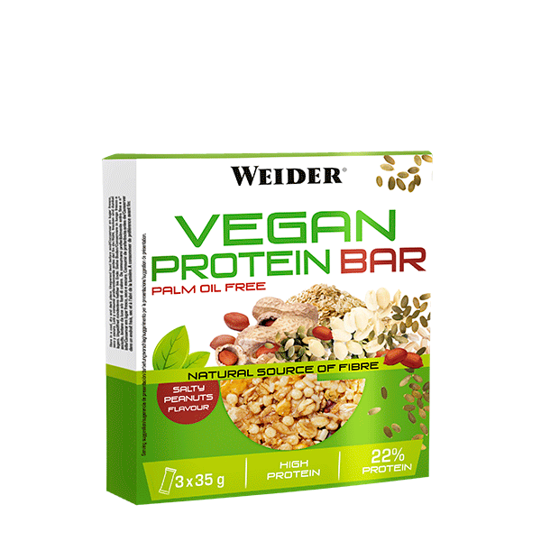 Vegan Protein Bar 3x35g