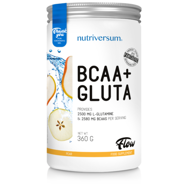 FLOW BCAA + GLUTA