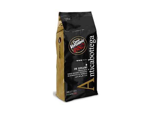 Cafea boabe Antica Bottega 100% Arabica 1kg