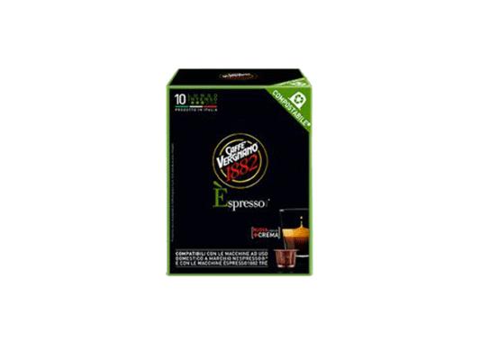 Cafea capsule Espresso 1882 Lungo Intenso