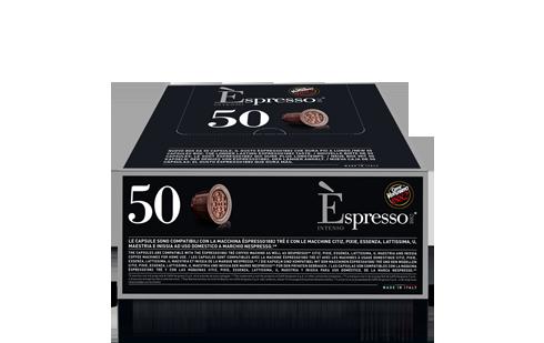Cafea capsule Espresso 1882 Intenso 50 capsule
