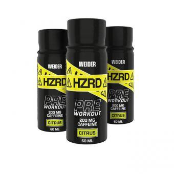 HZRD Shot Supliment cu L-citrulina și L-arginina