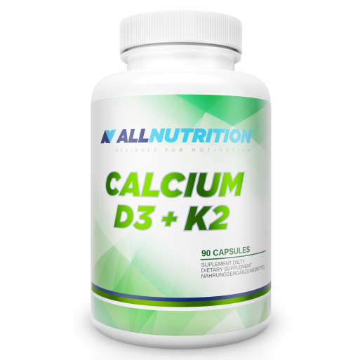Calciu D3 si K2