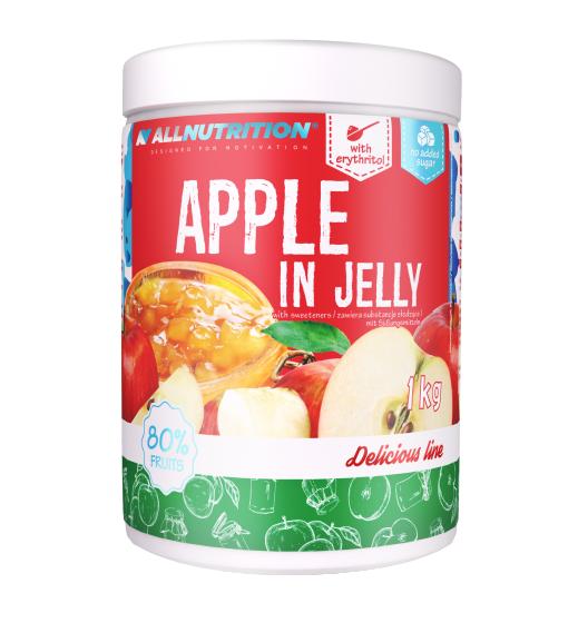 Jeleu de mere și scorțișoară