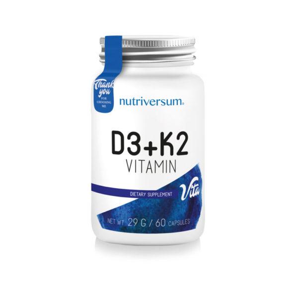 complex vitamine D3 + K2